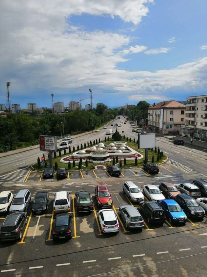 locuri de parcare bacau