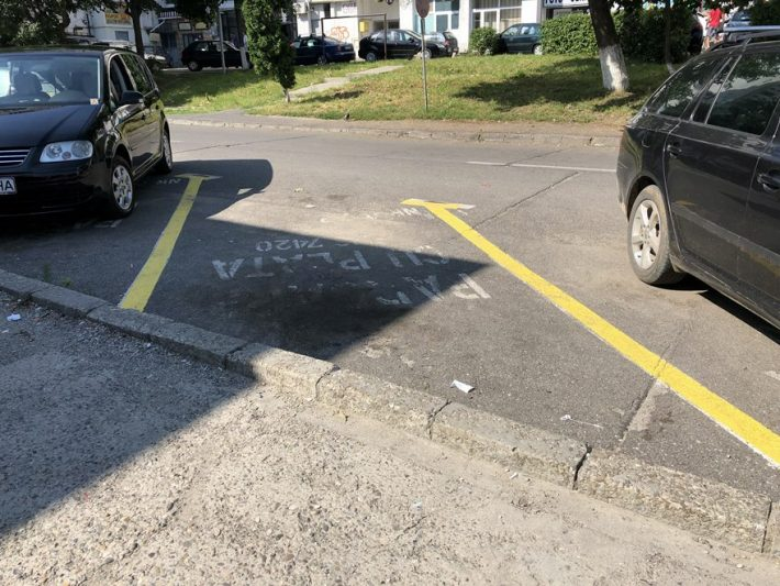 parcare cu plata bacau